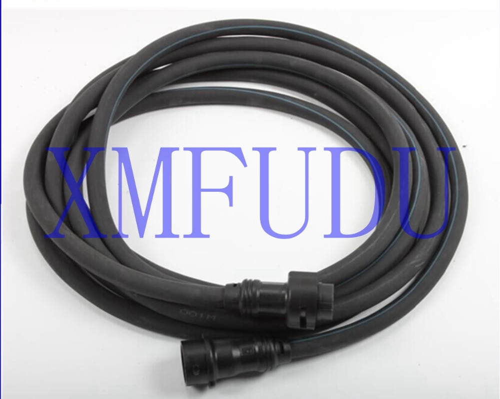 10pin Extension Harness Cable Twin Sockets 688 8258a 10 For Yamaha Outboard Wiring Controller Box Wire 10ft In Marine Hardware From Automobiles