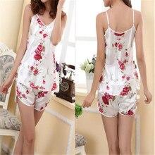 Flower Sleepwear Braces Shirts & Shorts Underwear