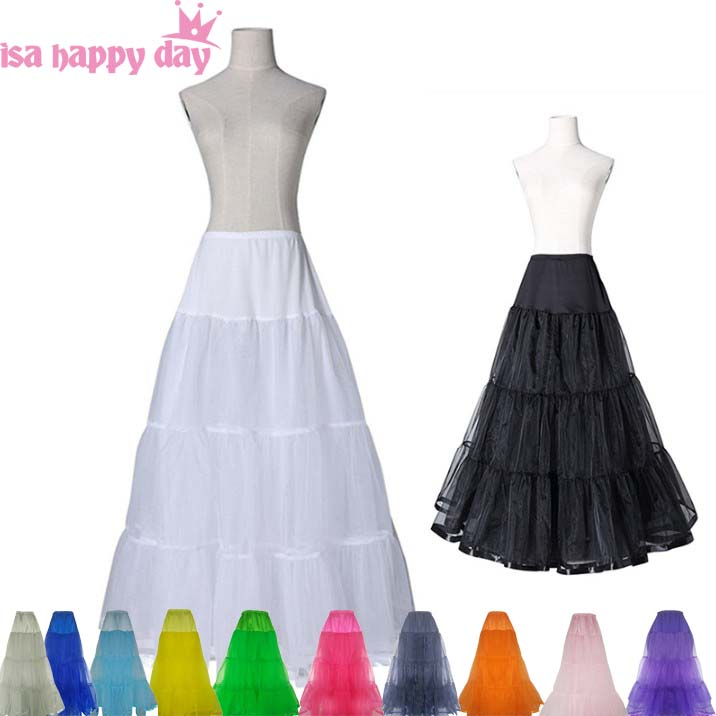 New 2019 Long Petticoat Red Blue Pink Tulle Skirts Womens Elastic Stretchy Layers Summer Adult Tutu Skirt Underskirt Rockabilly
