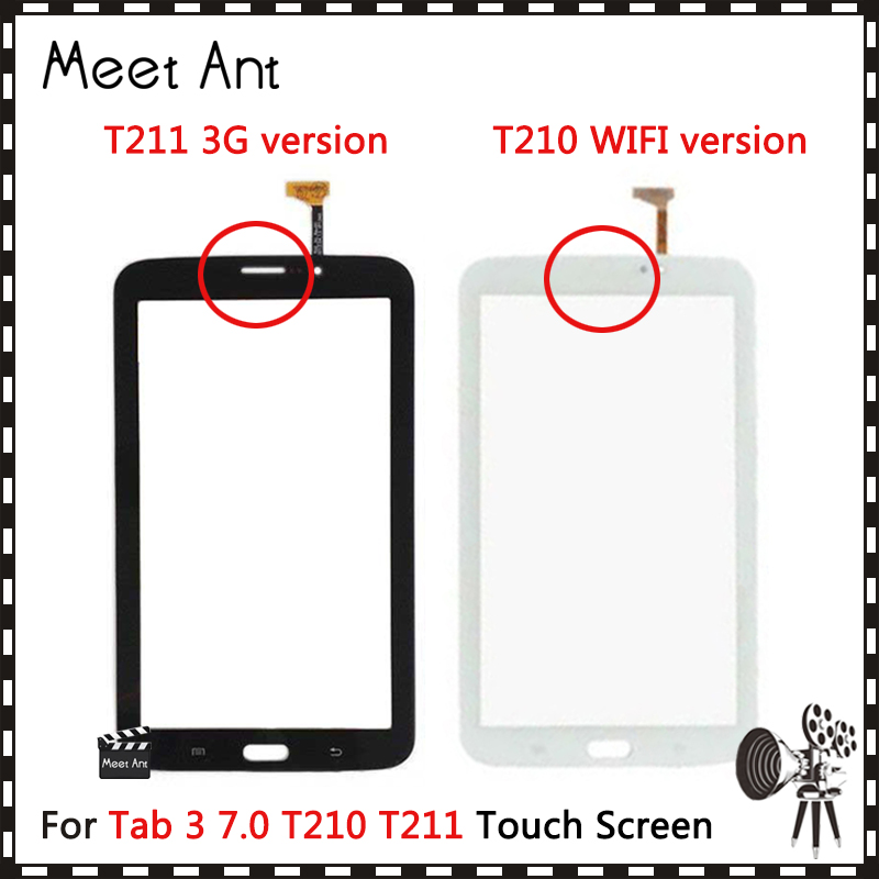 """Touch Screen Digitizer Glass Lens for Samsung Galaxy Tab Plus 7.0/"""" GT-P6210"""