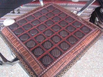 Good Quality Tourmaline Mat Infrared Heating Pad Jade Tourmaline Health Care Mat Yoga Pad Can Heat Free shipping