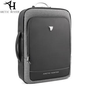 ARCTIC HUNTER USB Backpack Mal