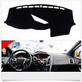 Interior Dashboard Carpet Photophobism Protective Pad Mat For Ford Focus ST 2012-2014