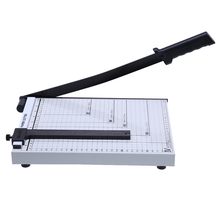 Professional Metal Heavy Duty A4 Paper Photo Guillotine Cutter Rrimmer Machine Home Office Trimmer
