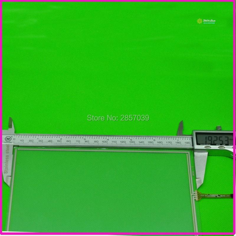 NAUJAS 8 colių 4 linijų XWT321 automobilio DVD jutikliniam ekranui 193 mm * 117mm suderinamas 193 * 117 TouchSensor FreeShipping