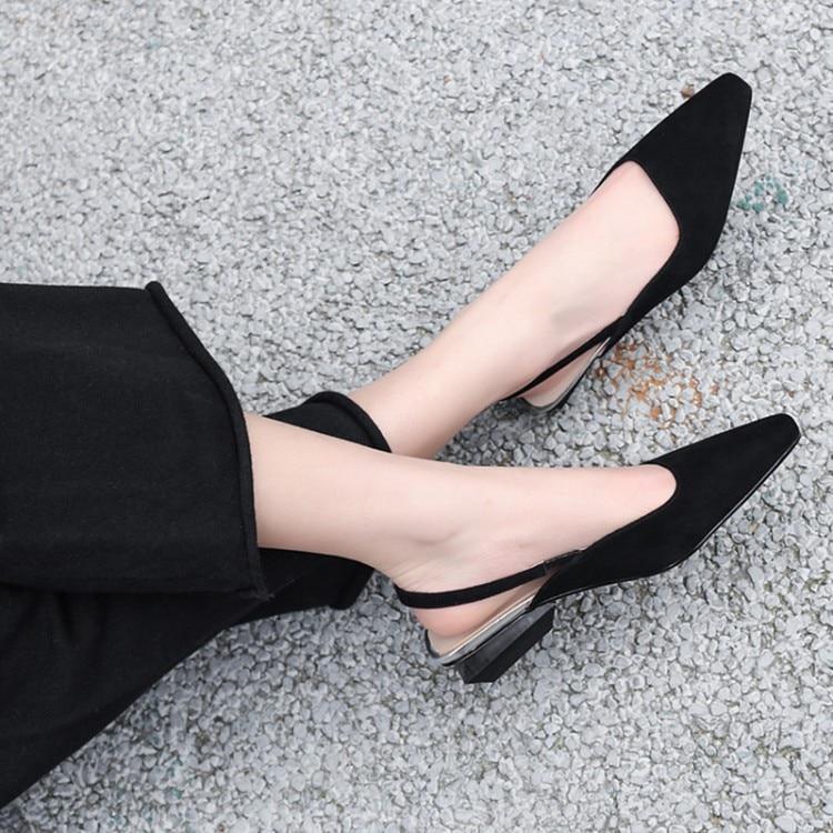 Color 43 Boda De Fiesta Black Tamaño Las 2018 Dedo 33 Sandalias color Cuadrado Playas Del Pie Mujeres Vestido Mljuese As Albaricoque Chico Zapatos Photo awXpHaIqx