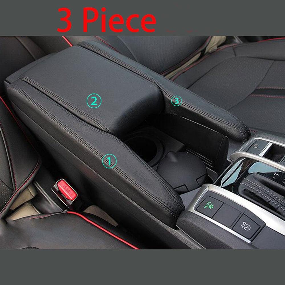 BBQ@FUKA New Car Styling Interior Box For Honda Civic 2016