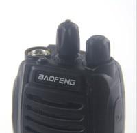 מכשיר הקשר שני 100% מקורי Baofeng BF-C1 מכשיר הקשר 16CH שני הדרך רדיו Woki טוקי UHF נייד משדר Ham Radio 5W פנס PMR (4)