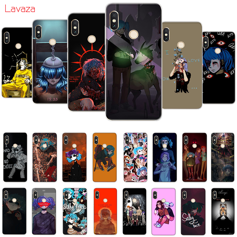 Lavaza Sally Face Game Hard Case for Huawei Mate 10 20 P10 P20 Lite Pro P smart 2019 for Honor 8X 9 Lite Cover in Half wrapped Cases from Cellphones Telecommunications