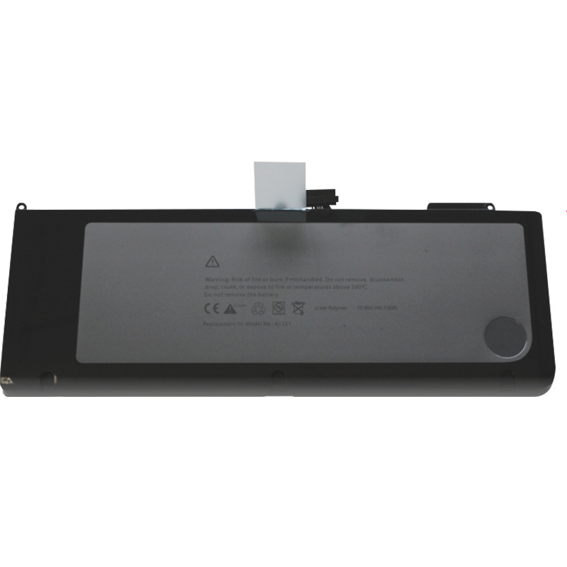 5400mAh For Apple MacBook Pro 15 inch A1286 A1321 Apple laptop accessory battery.