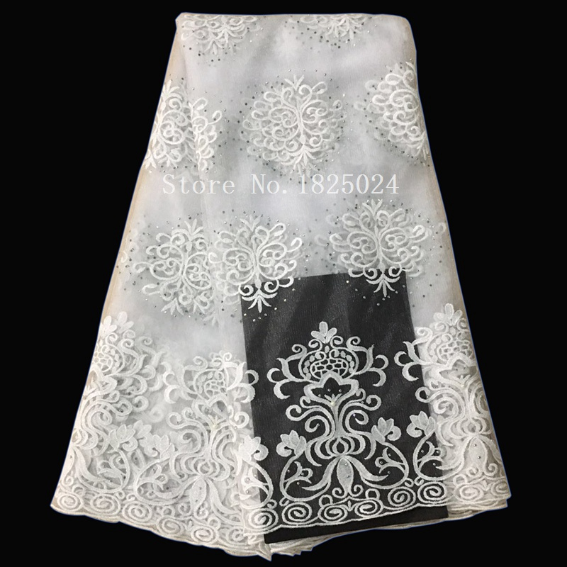 African Lace Fabric Wedding Decoration Christmas Decorations for     African Lace Fabric Wedding Decoration Christmas Decorations for Home French  Nigerian Fabrics Costura Dentelle Telas D416080304 in Lace from Home    Garden