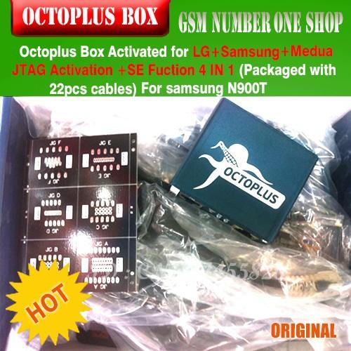 Octoplus Box Full Set(LG+SAM+SE)-C