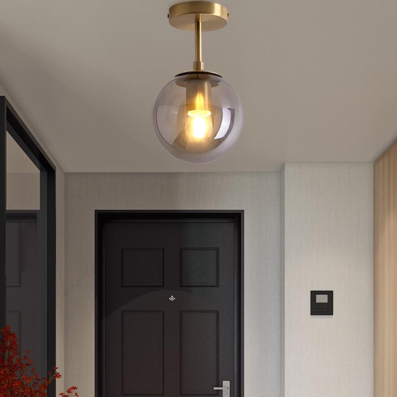 cheapest 8 6 4 Circle Rings Modern Ceiling Lights led for living Room bedroom study room matte black white Color Ceiling Lamp Fixture