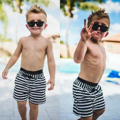 Toddler Kid Baby Boy Swimming Shorts Trunks Swimsuit Beach Summer Short Pants