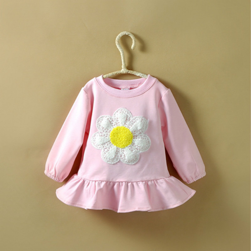 4-36M 2018 Kids Spring Autumn Clothing Baby Girls Clothes Girl Toddle Girl Outfits Coat
