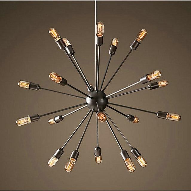 pendant lighting rustic. Loft Satellite Pendant Lights 12151820 Industrial LightRustic Lighting Rustic