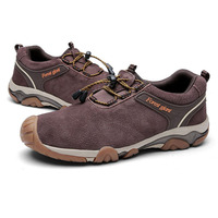 016 Sapatilhas New Arrival Outdoor Hiking For Men Comfortable Slip On Ourdoor Sport Shoes Walking Shoe