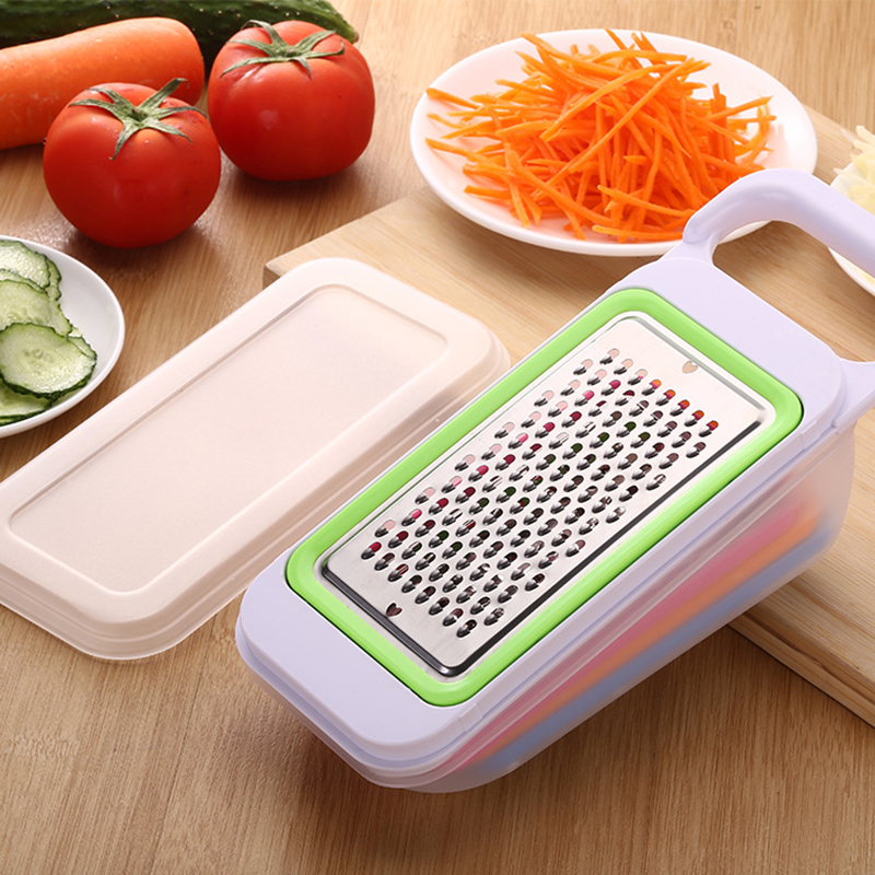 OLOEY Creative Vegetable Cutter Slicer Chopper Kitchen Grater Grinding Machine Carrot Fruits Slice Manual Chopping Tools