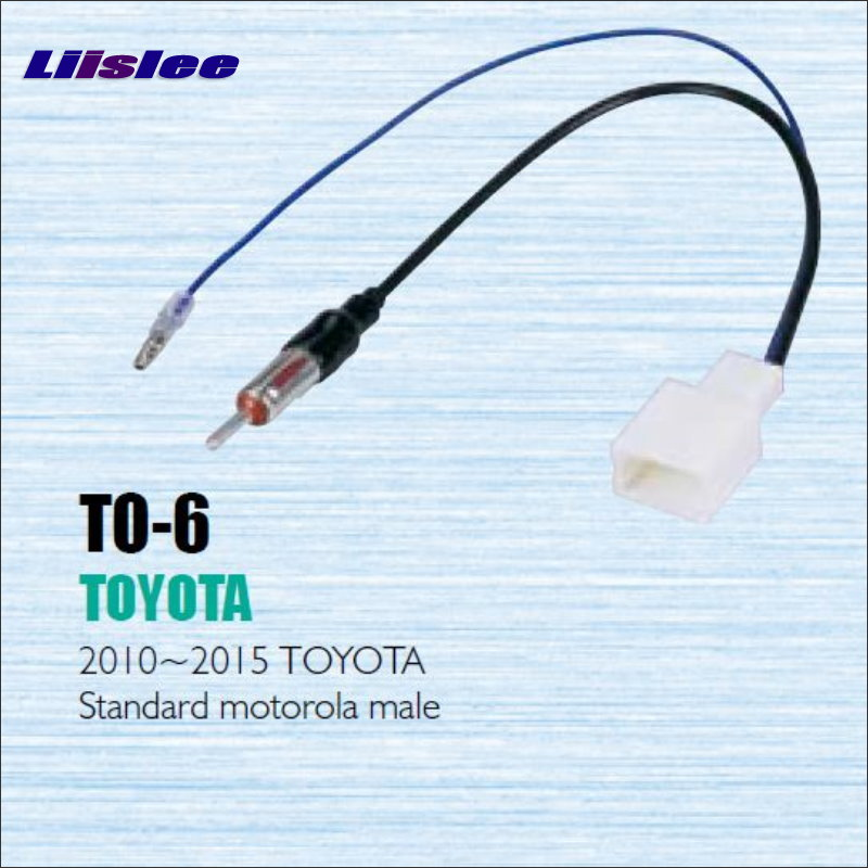 Liislee For Toyota 4Runner Avalon Avanza Camry Corolla Car Radio ...