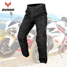 DUHAN Motorcycle Men Moto Pants Trousers Pantalon Oxford Cloth Enduro Racing