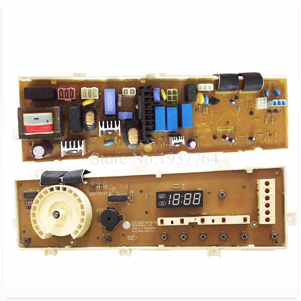 Good Work Washing Machine Board WD-N80051 6871EN1015D 6870EC9099A -1 Computer Board
