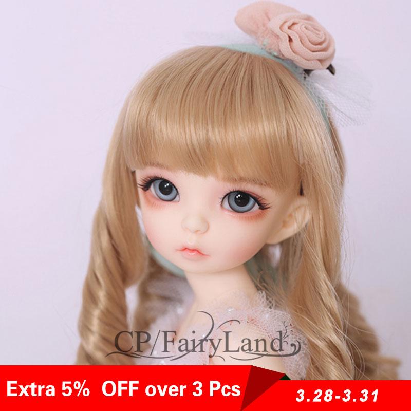 Бесплатная доставка BJD куклы Fairyland Littlefee анте fullset 1/6 26 см yosd linachouchou luts дух эльф смолы bluefairy bid lati