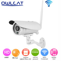 HK Post 0 3MP Wifi IP Camera Wireless 3 6mm Lens Indoor Dome P2P Plug And
