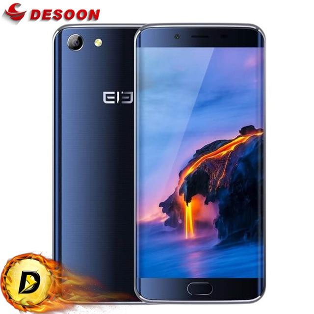 Original Elephone S7 5.5inch Smartphone Touch ID MT6797M Deca Core 13.0 MP 2/4GB RAM 32G/64GB ROM 1920*1080 4G OTG Mobile Phone