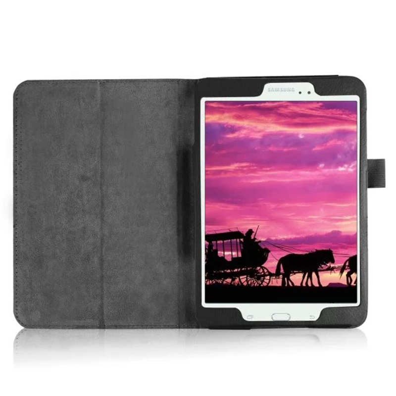 Top Quality Stand Smart PU Leather Cover For Samsung Galaxy Tab S2 8.0 T710 T713 T715 T719 Tablet Case+Free Screen Protector