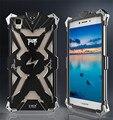 Caso oppo r7s armadura projeto original thor poeira pesada de metal de alumínio ironman proteger caso saco do telefone inteligente da tampa do caso para oppo r7s