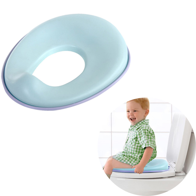 Training-Seat Potty Girls For Boys And Infant Non-Slip With Splash-Guard Includes Free-Storage-Hook