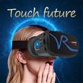 VR Шлем VRbox Санал Люнет Виртюэль Активных Universel Para Smartphone Box Виртуальная Реальность 3D Очки с Сенсорным Функции