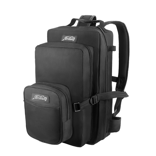 Us 11 66 30 Off Erchang 35l Fishing Bag Men Women Multifunctional Outdoor Tactical Backpack Trekking Sport Travel Camping Hiking Bags In