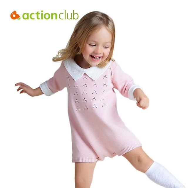 Actionclub kawaii bebé suéter de las muchachas niños vestido de la ...