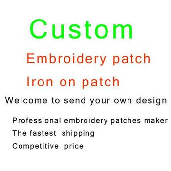 ZOTOONE Customize any shape of the patch a1 близкие люди 2018 08 25t19 00