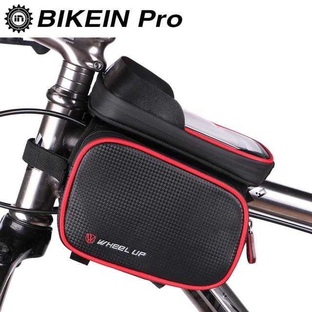 Buy 6 2 Inch Waterproof Touch Screen Bike Bag