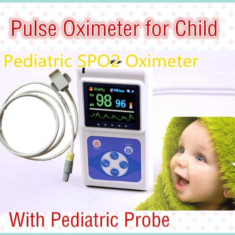 CONTEC CMS60D Pediatric Pulse Oximeter Baby kids children