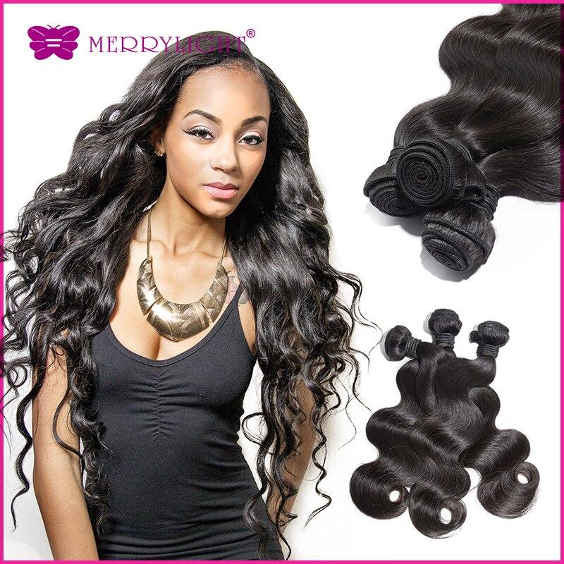Brazilian Virgin Hair Body Wave 3 Bundles Human Hair Bundles Weave Cheap Unprocessed Virgin Brazilian Body Wave Hair