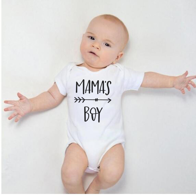 HTB1ym7ONgHqK1RjSZFkq6x.WFXao Mom and Son Matching Clothes Family Look 2019 Summer Bestfriend Shirts Mama Little Boy Baby Bodysuit Rompers + Mommy Tshirt Set
