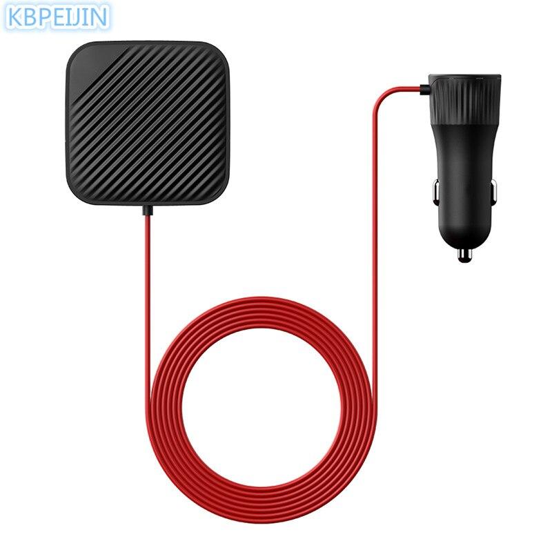 Adaptateur rapide de siège avant et arrière de voiture USB avec câble d'extension pour Vw polo tiguan golf 7 4 6 passat b6 b5 b7 t5 accessoires