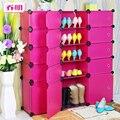 Zapato gabinete de estante para sala de estar muebles para el hogar estante