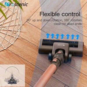 Image 5 - Aspirateur à main daspiration de puissance proscénic P8 PLUS 15000PA pour le nettoyage à domicile des poils danimaux