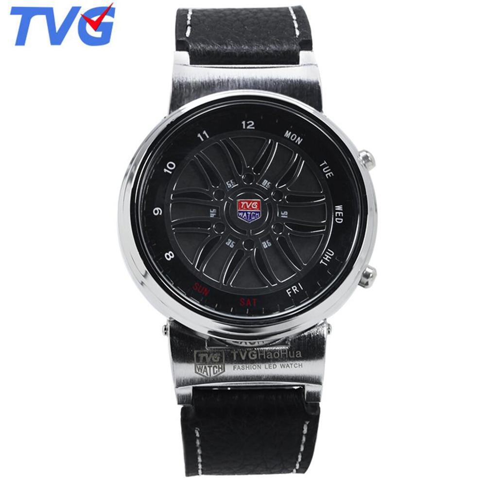 Top Brand TVG Ρολόγια Ανδρών Δημιουργική - Ανδρικά ρολόγια - Φωτογραφία 6
