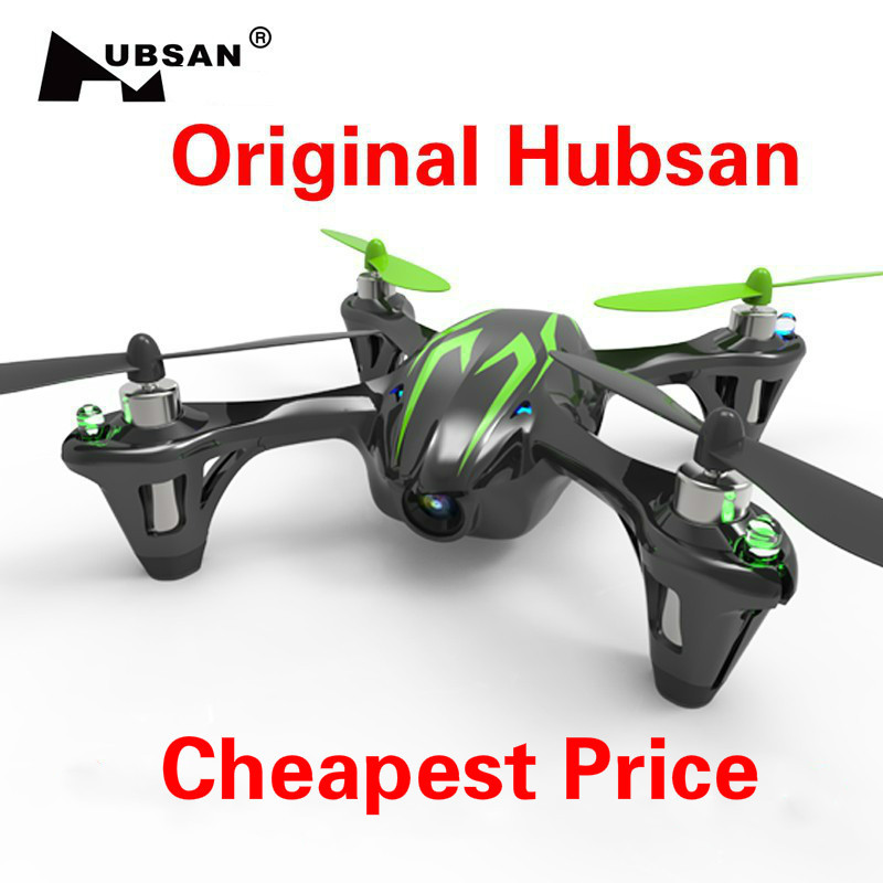 Hubsan X4 H107C 2.4G 4CH RC Helicopter Quadcopter With Camera RTF+Transmitter+Battery Mini Drones Remote Control Toys
