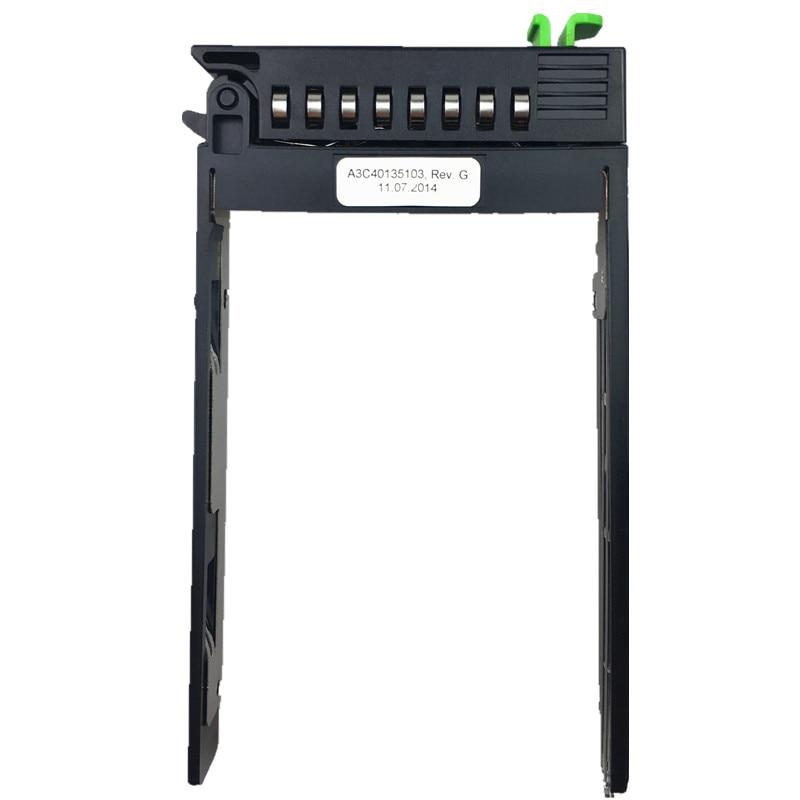 "A3C40135103 Fujitsu RX300 RX350 S6 S7 S8 2.5/"" SAS SATA hard drive SSD Tray Caddy"