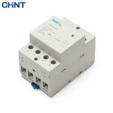 CHINT Household Small Single - Phase AC Contactor NCH8-63/40 220V Guide Type Four Normally Open 4P 63A