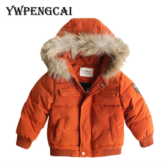 859235285 Aliexpress.com   Buy 2 7 Years Boys Winter Jacket Warm Thick Outdoor ...