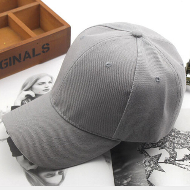Unisex Base-ball Caps 4