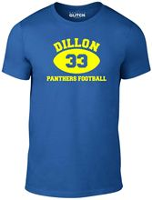 Dillon Panthers T-Shirt - Friday Night Lights TV Movie Film Cool Funny Gift  New T Shirts Funny Tops Tee New Unisex Funny Tops friday night with natalia evelina