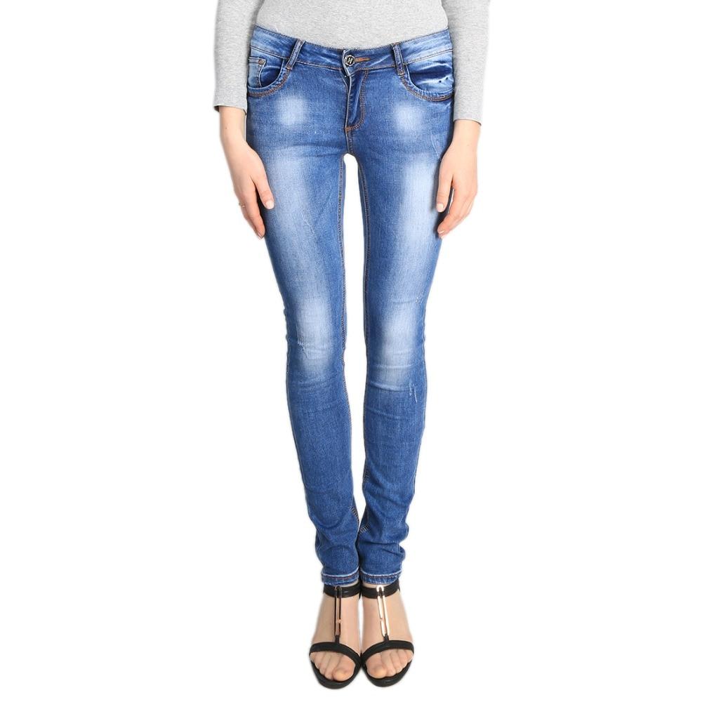 Jeans Wanita Denim Celana Elastis Pinggang Qampampq Resin Analog Jam Tangan Hitam Strap Karet Vq04j010y Plus Ukuran Besar 30 Jins Pensil Zipper Tinggi